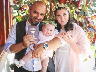 El matrimonio de Ailyn y Felix