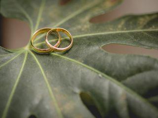 El matrimonio de Carla y Cristian 1