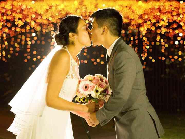 El matrimonio de Joon Yae y Carolina