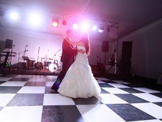 El matrimonio de María José y Iván 2