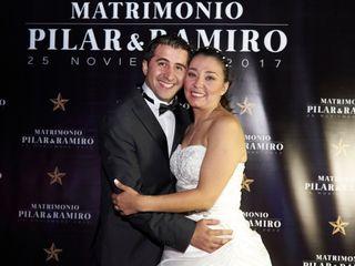 El matrimonio de Pilar y Ramiro