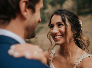 El matrimonio de Daniela y Stavros 2