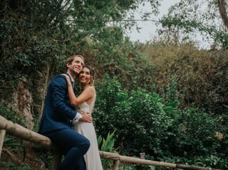 El matrimonio de Daniela y Stavros 3