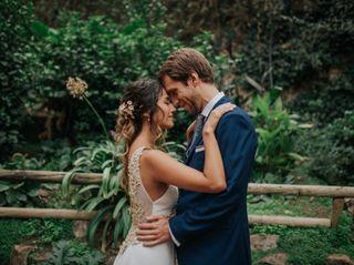 El matrimonio de Daniela y Stavros