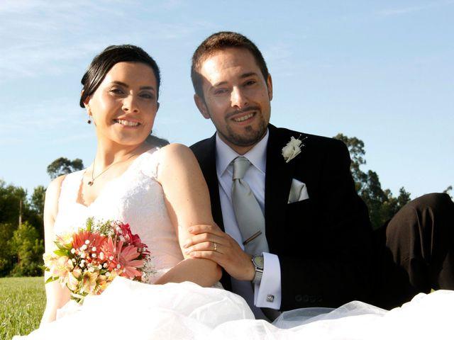 El matrimonio de Tania y Pablo