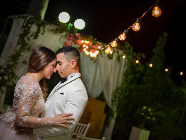 El matrimonio de Gina y Jose