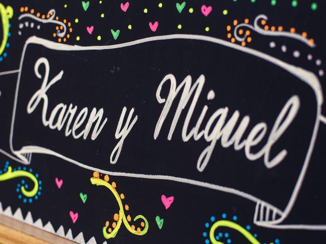 El matrimonio de Miguel y Karen en Pirque, Cordillera 1