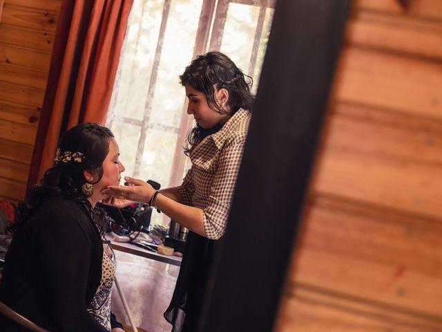 El matrimonio de Miguel y Karen en Pirque, Cordillera 10