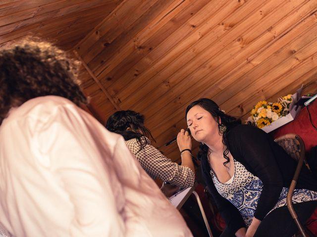 El matrimonio de Miguel y Karen en Pirque, Cordillera 13