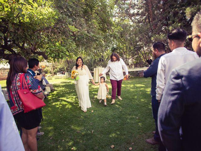 El matrimonio de Miguel y Karen en Pirque, Cordillera 25