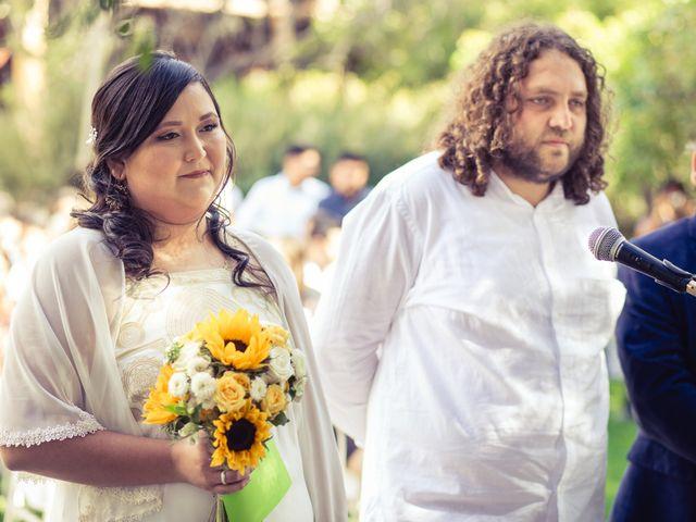 El matrimonio de Miguel y Karen en Pirque, Cordillera 28