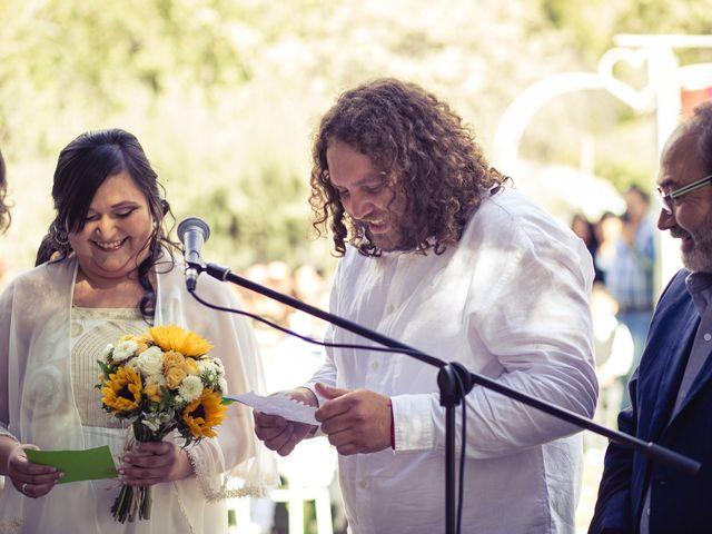 El matrimonio de Miguel y Karen en Pirque, Cordillera 30