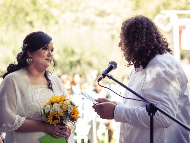 El matrimonio de Miguel y Karen en Pirque, Cordillera 31