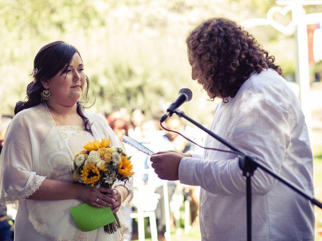 El matrimonio de Miguel y Karen en Pirque, Cordillera 32