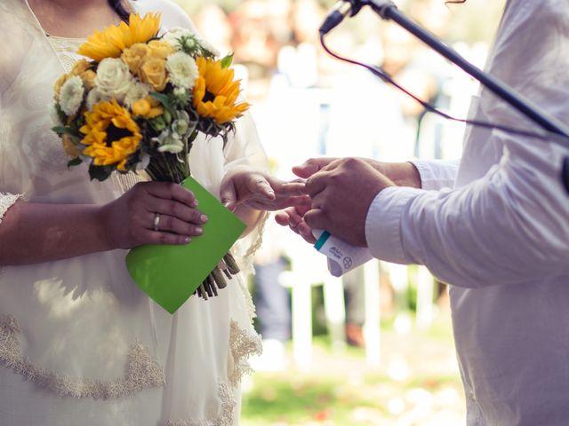 El matrimonio de Miguel y Karen en Pirque, Cordillera 33