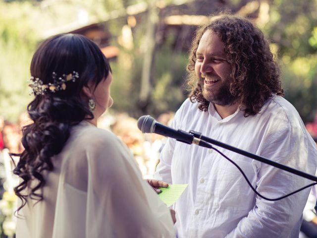 El matrimonio de Miguel y Karen en Pirque, Cordillera 34