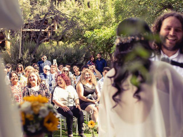 El matrimonio de Miguel y Karen en Pirque, Cordillera 35