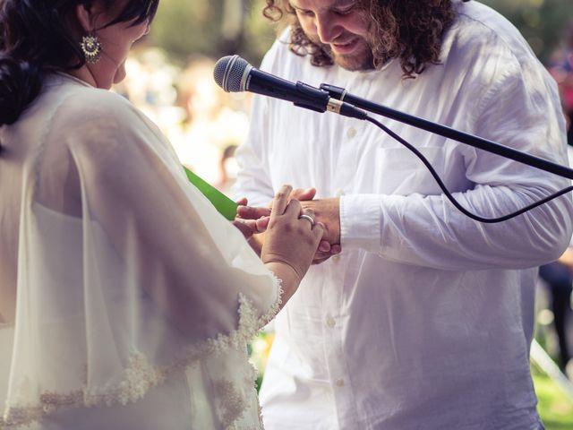 El matrimonio de Miguel y Karen en Pirque, Cordillera 36