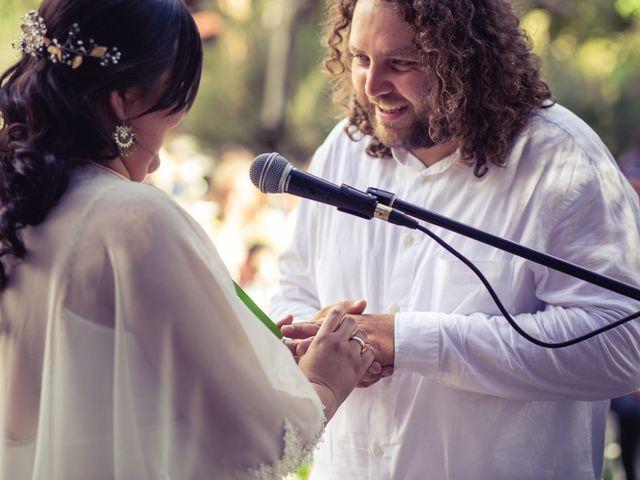 El matrimonio de Miguel y Karen en Pirque, Cordillera 37