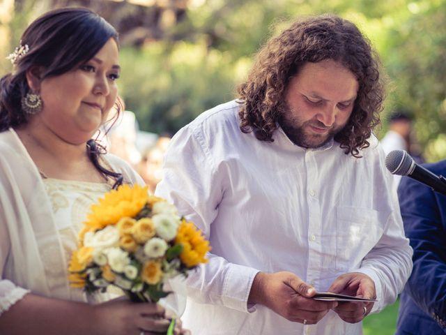 El matrimonio de Miguel y Karen en Pirque, Cordillera 38