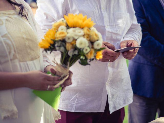 El matrimonio de Miguel y Karen en Pirque, Cordillera 39