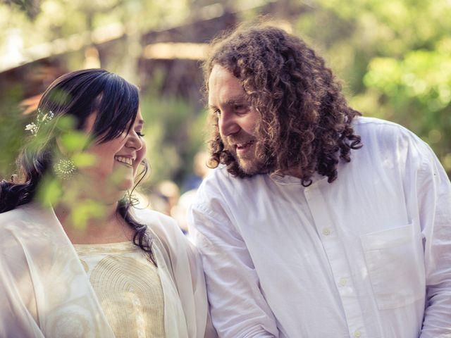 El matrimonio de Miguel y Karen en Pirque, Cordillera 40