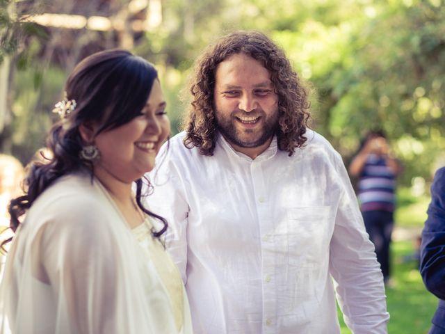 El matrimonio de Miguel y Karen en Pirque, Cordillera 41