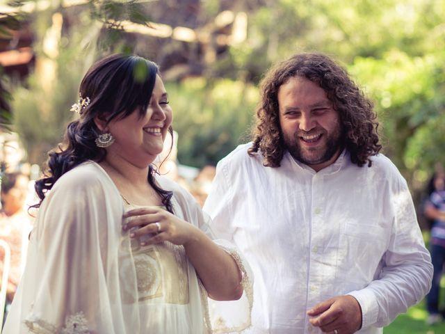El matrimonio de Miguel y Karen en Pirque, Cordillera 45