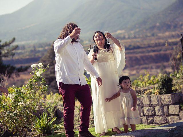 El matrimonio de Miguel y Karen en Pirque, Cordillera 47