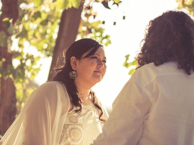 El matrimonio de Miguel y Karen en Pirque, Cordillera 53