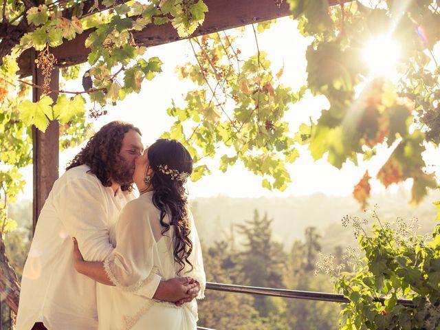 El matrimonio de Miguel y Karen en Pirque, Cordillera 55