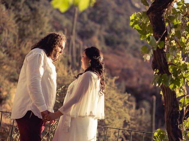 El matrimonio de Miguel y Karen en Pirque, Cordillera 56