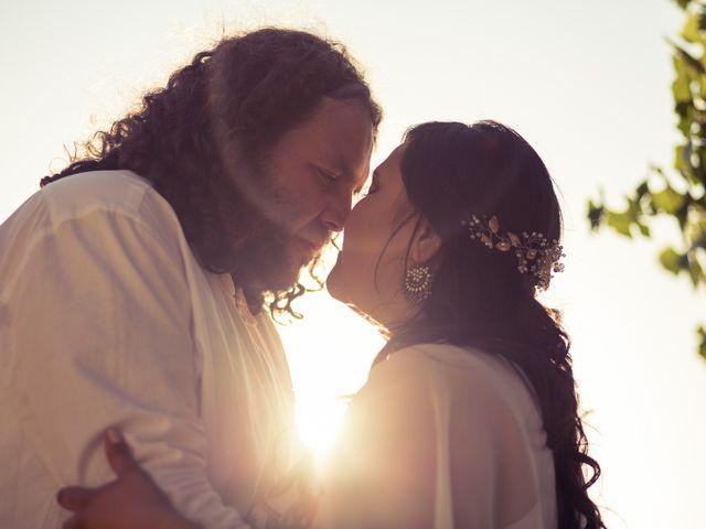 El matrimonio de Miguel y Karen en Pirque, Cordillera 57