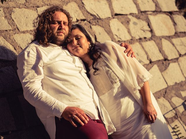 El matrimonio de Miguel y Karen en Pirque, Cordillera 60