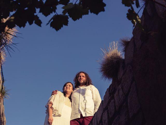 El matrimonio de Miguel y Karen en Pirque, Cordillera 63
