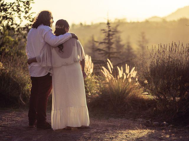 El matrimonio de Miguel y Karen en Pirque, Cordillera 65