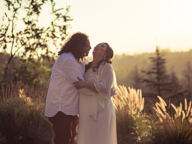 El matrimonio de Miguel y Karen en Pirque, Cordillera 66