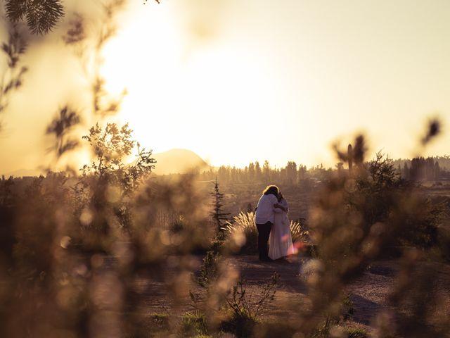 El matrimonio de Miguel y Karen en Pirque, Cordillera 69