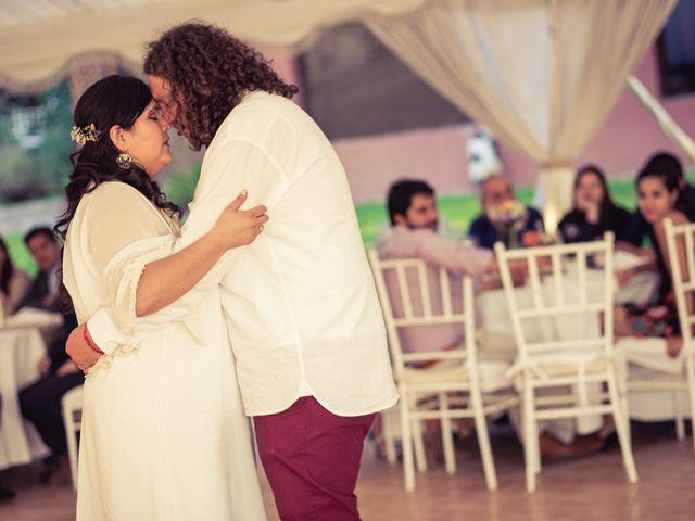 El matrimonio de Miguel y Karen en Pirque, Cordillera 74