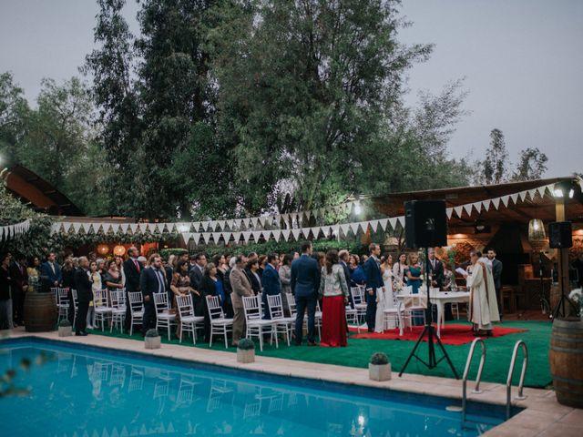 El matrimonio de Stavros y Daniela en Santiago, Santiago 34