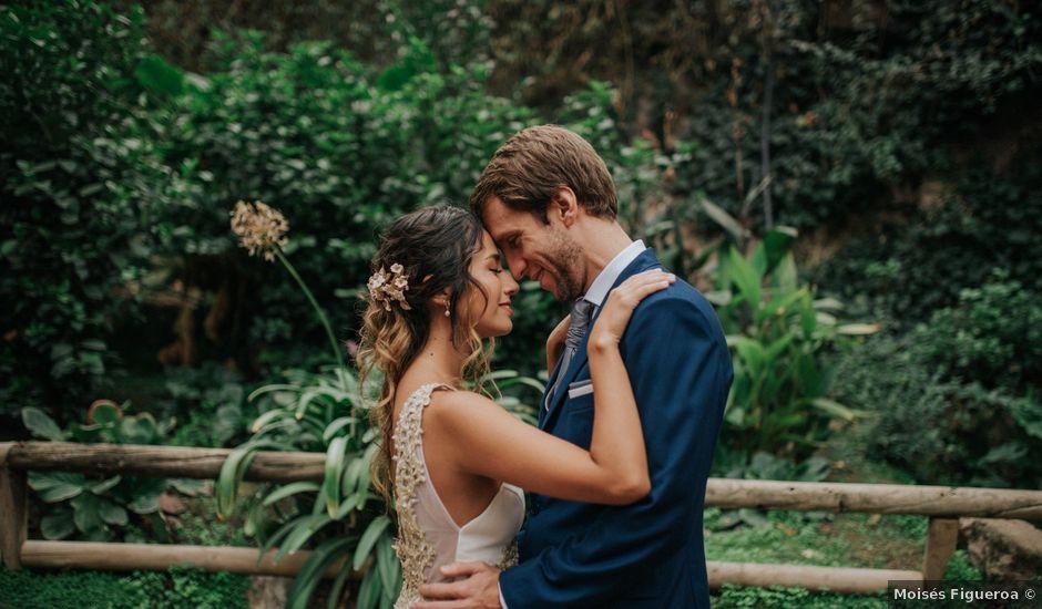 El matrimonio de Stavros y Daniela en Santiago, Santiago