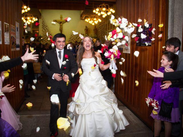 El matrimonio de Lorena y Claudio