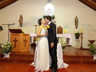 El matrimonio de Ignacio y Denisse