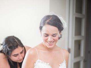El matrimonio de Carlos y Daniela 2
