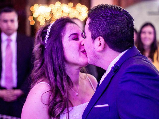 El matrimonio de Valeria y Diego