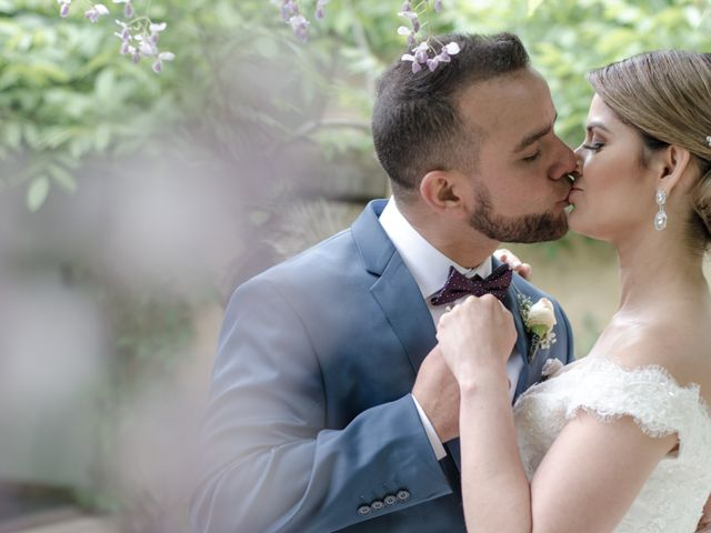 El matrimonio de Andrea y Américo