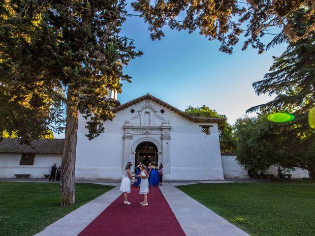 El matrimonio de Gabriel y Maria José en Calera de Tango, Maipo 5