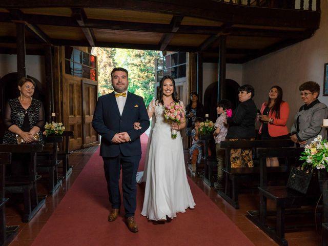 El matrimonio de Gabriel y Maria José en Calera de Tango, Maipo 9