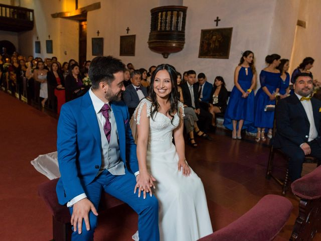 El matrimonio de Gabriel y Maria José en Calera de Tango, Maipo 12