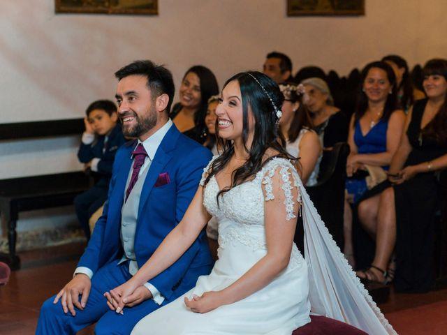 El matrimonio de Gabriel y Maria José en Calera de Tango, Maipo 13